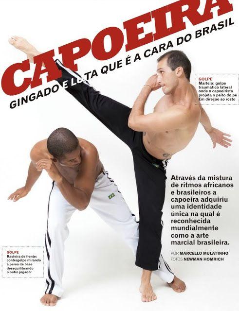 Sport e Muscle: Capoeira, gingado e luta que é a cara do Brasil