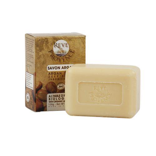 Sapun Bio cu ulei de argan Reve de Provence http://www.vreau-bio.ro/sapunuri-solide/87-sapun-bio-cu-ulei-de-argan-reve-de-provence.html