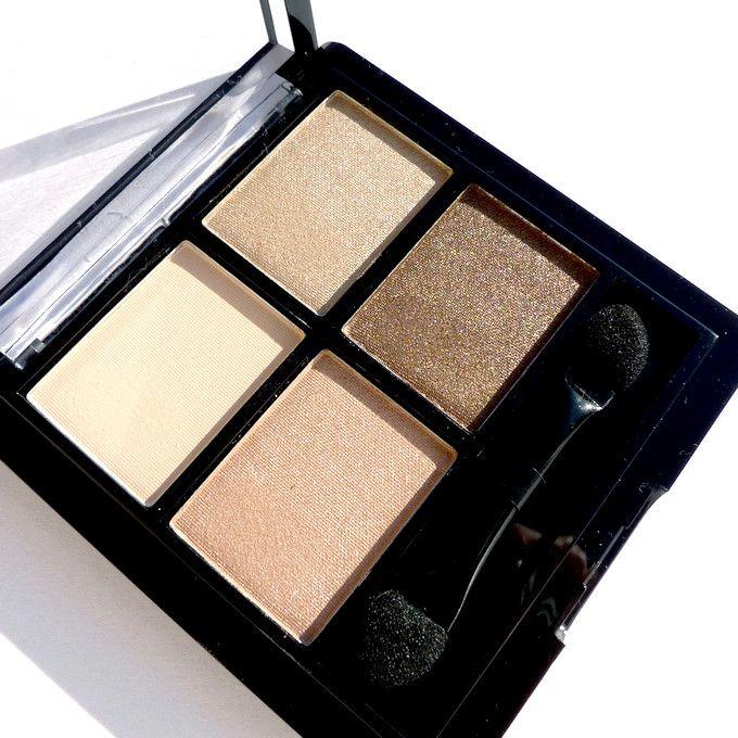 H&M Nudes Eyeshadows paletka očních stínů