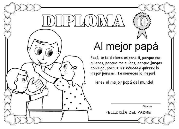 9 best diplomas images on Pinterest | Parents\' day, Parents and Cards