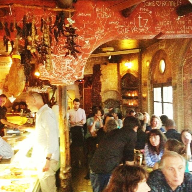 Pata Negra, Amsterdam.My b-day restaurant, best ever!!!