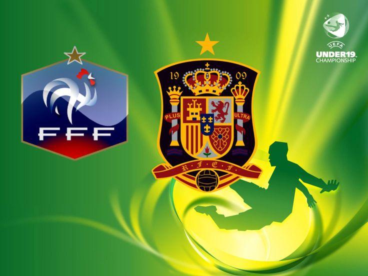 France U19 Vs Spain U19. We should enjoy at least 2 goals here. #Tips