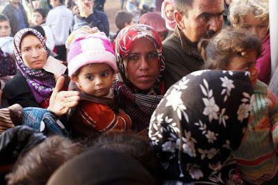 εδώ στο νότο: Αλληλεγγύη στους πρόσφυγες