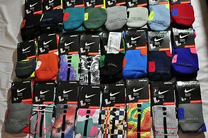 The most awesome basketball socks EVER! Want every single pair!!!!