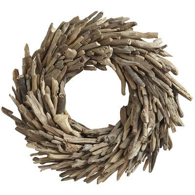 driftwood wreath how to make
