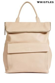 Whistles Verity Nude Backpack