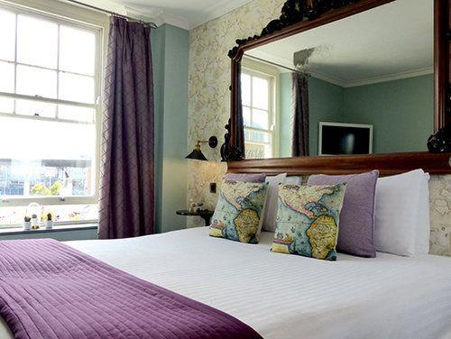 Jolyons, Cardiff, Glamorgan. Boutique Accommodation. Bed & Breakfast. Stylish. City Break.