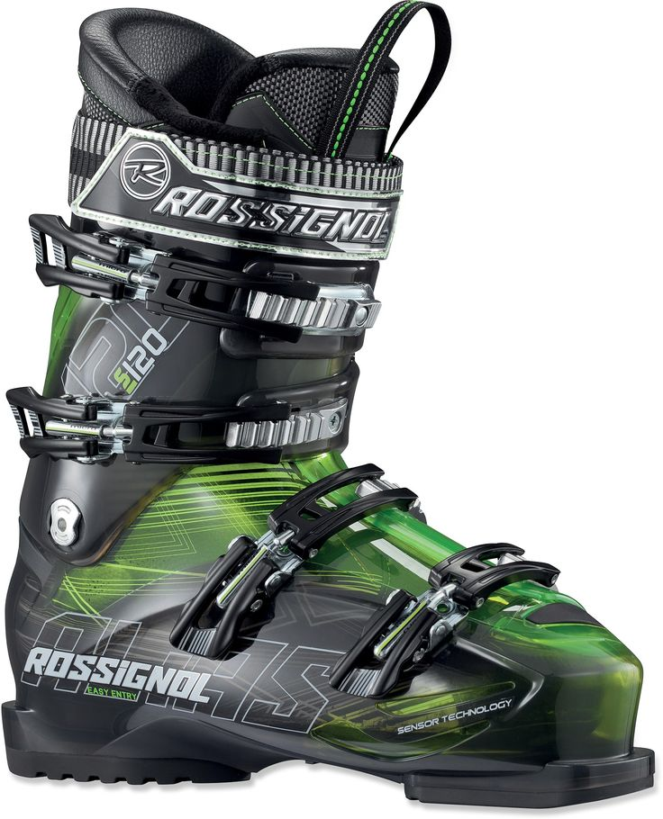 Rossignol Alias Sensor 120 Ski Boots Men's 2013/2014
