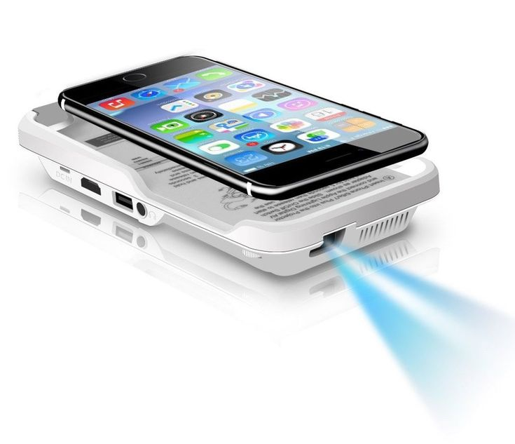 Iphone mini projector in 2020 portable projector all