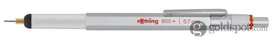 Rotring 800 Stylus Hybrid Silver .7mm Pencil