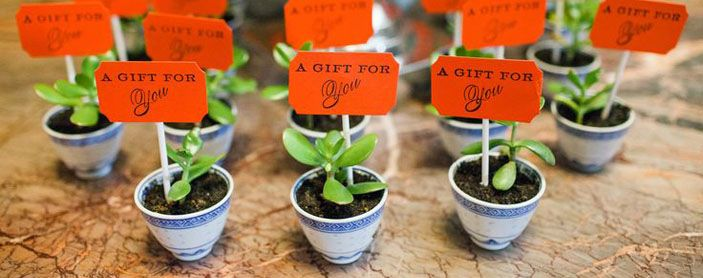Clever Ways to Personalise Your Wedding