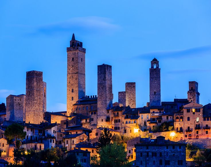 San Gimignano: Το πέτρινο Μανχάταν | ArtTravel