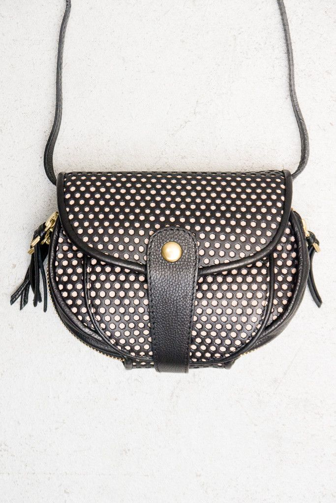 Jerome Dreyfuss perforate Momo bag