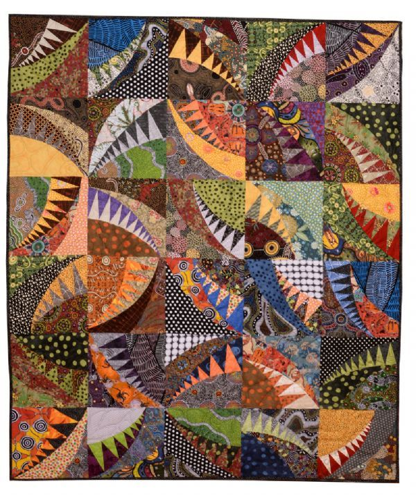 23 Best Aboriginal Quilts Images On Pinterest Quilting