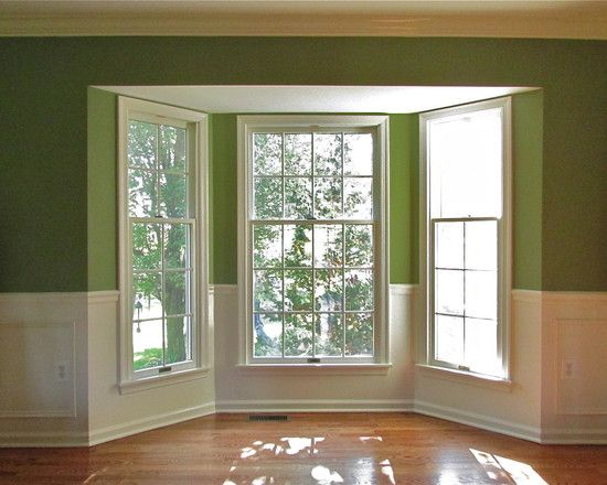 Floor to ceiling bay window. More light | New House | Pinterest | Ceiling,  Window and Doors