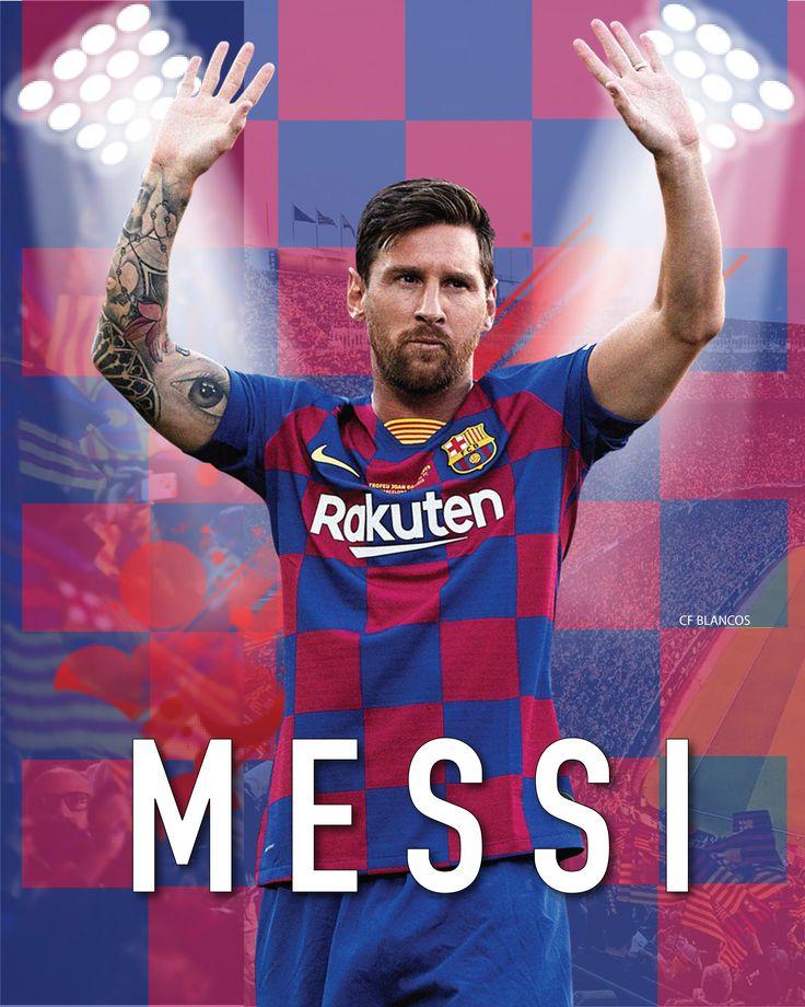 Leo Messi – FC Barcelona