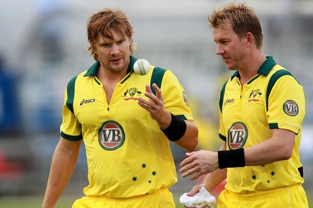 SHANE Watson's rotten luck with injury has cost him a place in the Australian one-day squad to tour Zimbabwe.  The all-rounder suffered a sprained ankle when he stepped on a ball at training in Brisbane oin Saturday and will be replaced by Phil Hughes in the 14-man squad, which leaves on Wednesday for a triangular series against Zimbabwe and South Africa.   More Details Visit http://www.clippingpathhouse.com/blog/shane-watson-injured-again-and-out-of-zimbabwe-tour/
