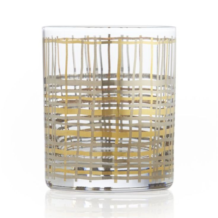 Mingle Bar Glass  | Crate and Barrel ~ have these and love them; very cocktail classy.