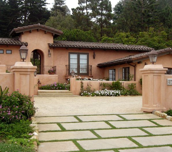 Mediterranean Ranch Style Homes: 73 Best Images About House Ideas On Pinterest