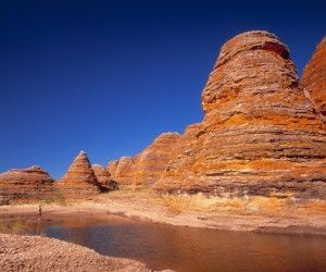 Top 5 Unique Trekking Holidays - SHE'SAID' Global The Bungle Bungles, Australia