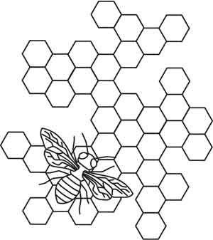 Sweet as Honey design (UTH3224) from UrbanThreads.com