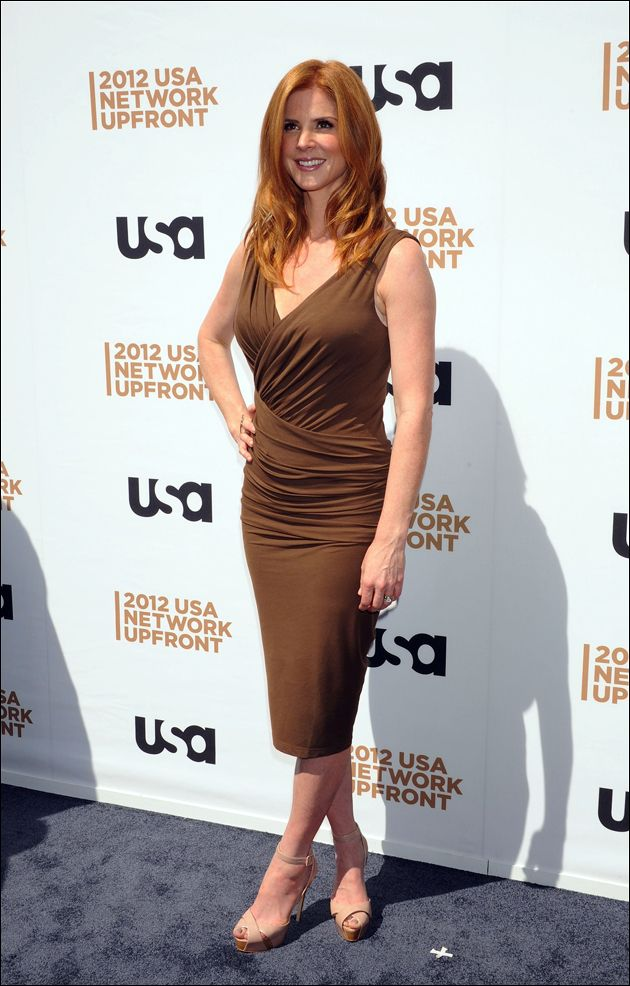 Beauty is... Sarah Rafferty