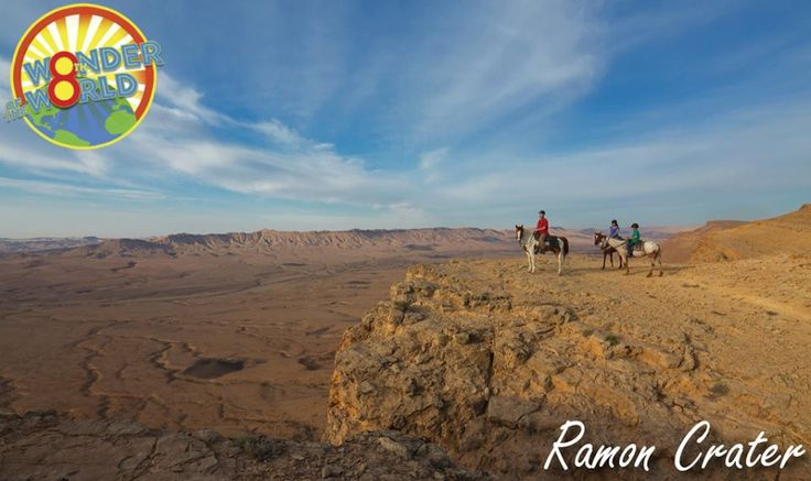 Picture of the day: Ramon Crater! Want this amazing place to be the 8th World Wonder? Vote now! http://www.virtualtourist.com/8thwonder