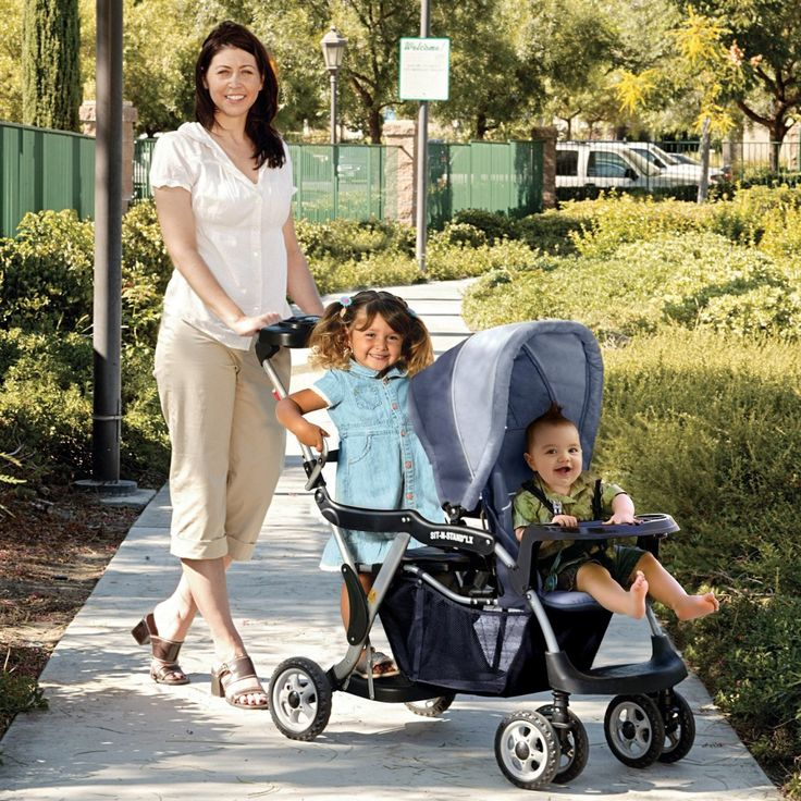 : Baby Trend Sit N Stand Double is a classic piece for you house when you have twins or two babies of almost the same age. With comfort and style locked in one safety baby crib, the traveling becomes easier and the parents can take their child out for a walk or outing anytime with comfort.. https://www.babymoy.com/strollers/review-of-baby-trend-double-stroller
