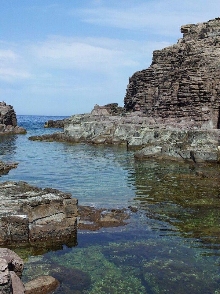 Carloforte nel Sardegna