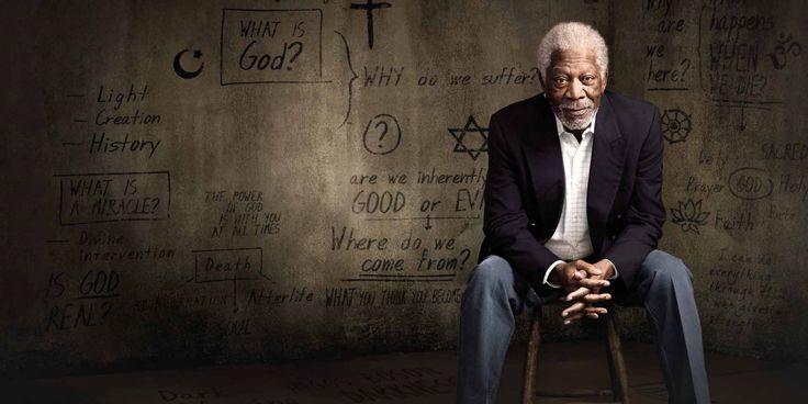 """The Story of God"" – documentary series of Morgan Freeman"