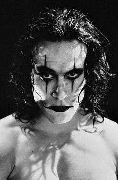 Brandon Lee. (The Crow)