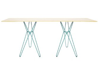 Dann Event Hire - Linear long high bar table