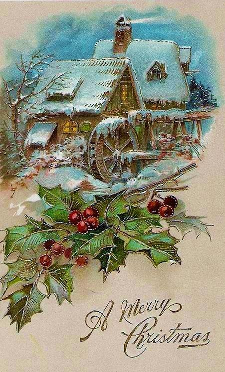 vintage Christmas #