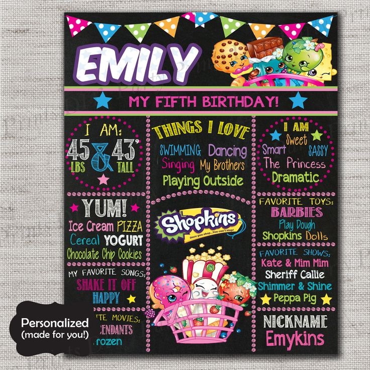 91 Best Images About Shopkins Birthday Party On Pinterest: 93 Best Images About Shopkins 6th Birthday Party On Pinterest