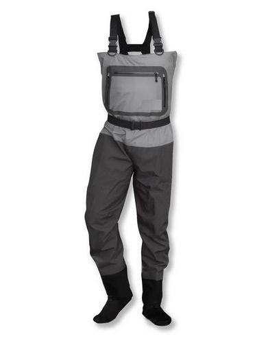 Source 3 Layers Waterproof and breathable fabric fishing waist wader (Breathable-M) on m.alibaba.com