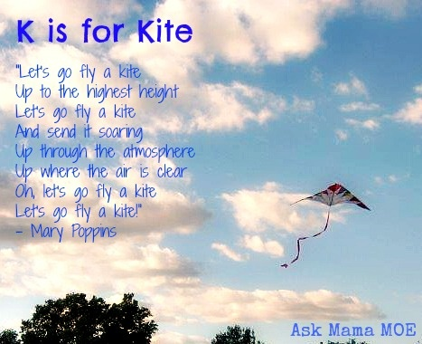 K is for...Kite