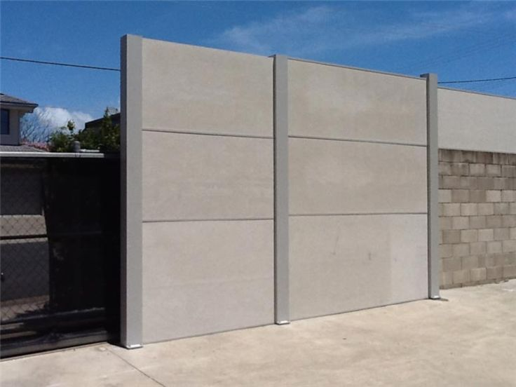 Acoustic Fence Wallmark Product