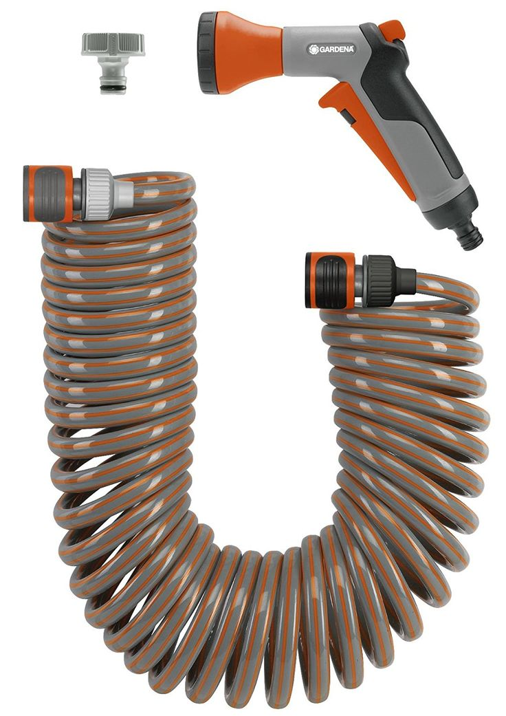 Gardena 10m Spiral Hose Set *** To view further for this article, visit the image link. #Gardening
