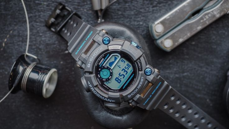 Casio 'Master Of G' G-Shock Frogman GWF-D1000B