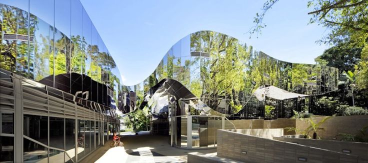 Cairns Botanic Gardens Visitors Centre byCharles Wright Architects #architecture