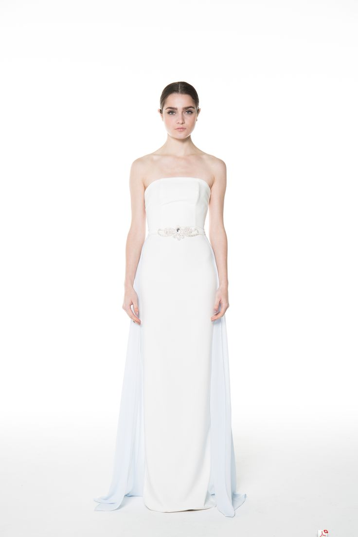 The Italia Gown - Made in Canada