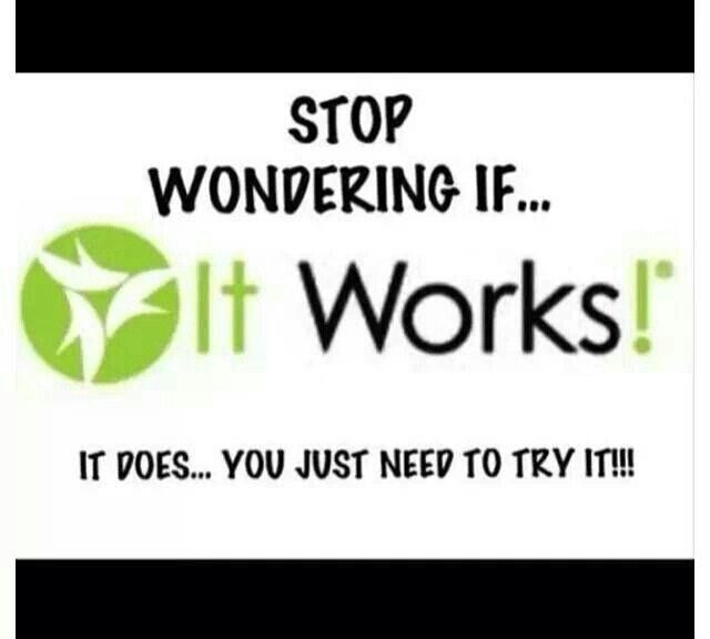 I love having my own buisness with It Works Global. Between commission, wrap cash, and easy bonuses it is allowing me to pay for college and rent. It has been such a wonderful blessing. Ask me how to get your buisness started so you can start a Debt free and move up in the It Works company!  http://wrapwitherint.myitworks.com/