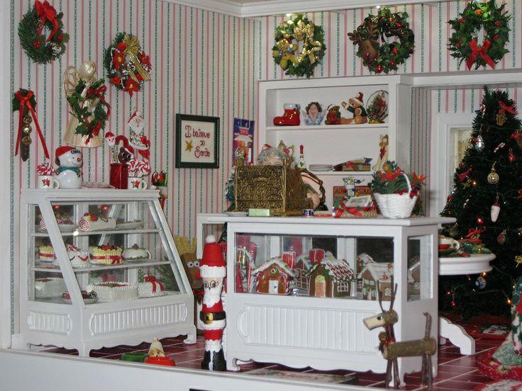 Christmas Fantasy / miniatures