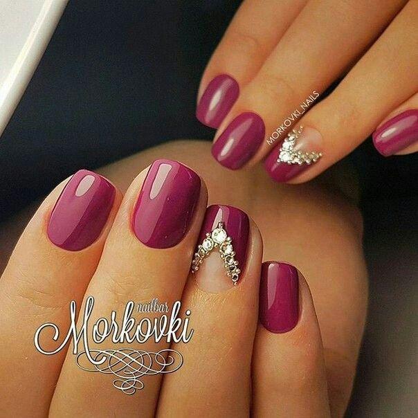 #nail #nail_art #autumn_nail #ногти #дизайн #дизайн_ногтей #маникюр #осень #осенние_ногти