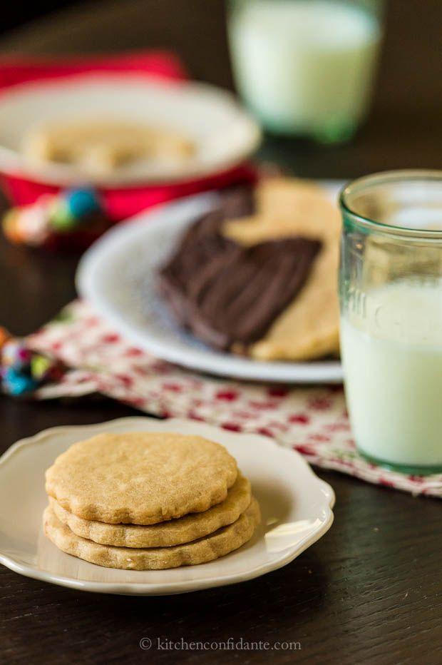 Simple Sundays   Peanut Butter Sugar Cookies - Kitchen Confidante