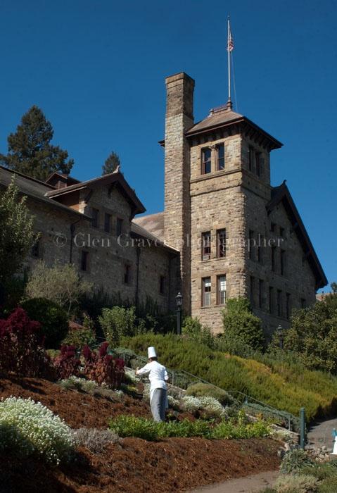 Greystone / Culinary Institue of America St Helena