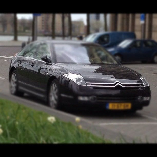Citroen C6, love it almost as much as the Citroen DS