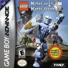 Lego Knights Kingdom - Game Boy Advance Game