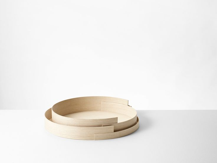 STACK trays no 5 & 7 - Designed for Fritz Hansen Objects  Photo by Anders Ingvartsen