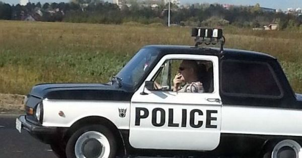Masini puternice pentru Politia ROMANA